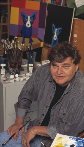 CEO-George Rodrigue
