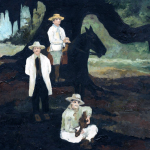The-Cajun-Legacy-1976-24x36-oil-RODRIGUE