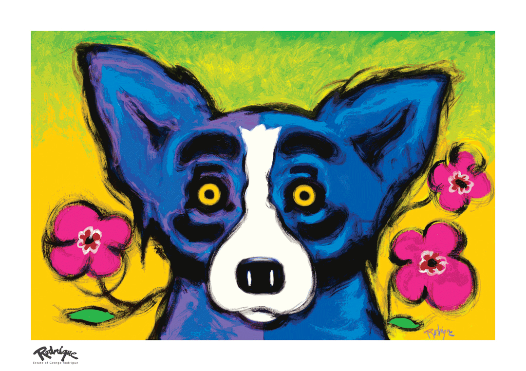 Second Posthumous Print Released - George Rodrigue Studios