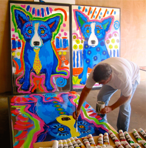 George Rodrigue, 2009