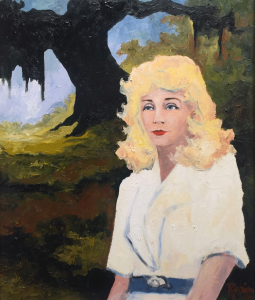 Dont-Leave-Me-Jolie-Blonde-1986_24x20-oil-RODRIGUE