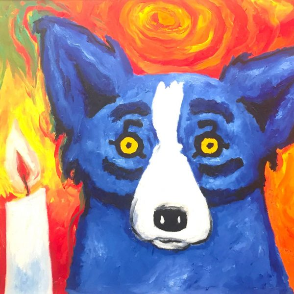 Original Paintings by George Rodrigue