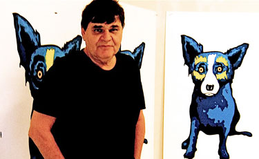 George Rodrigue Biography