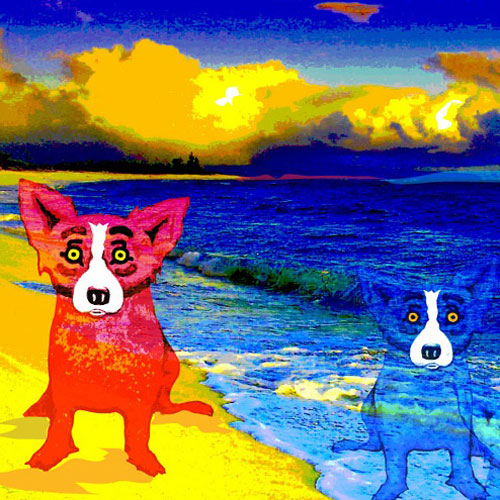 Rare Editions by George Rodrigue