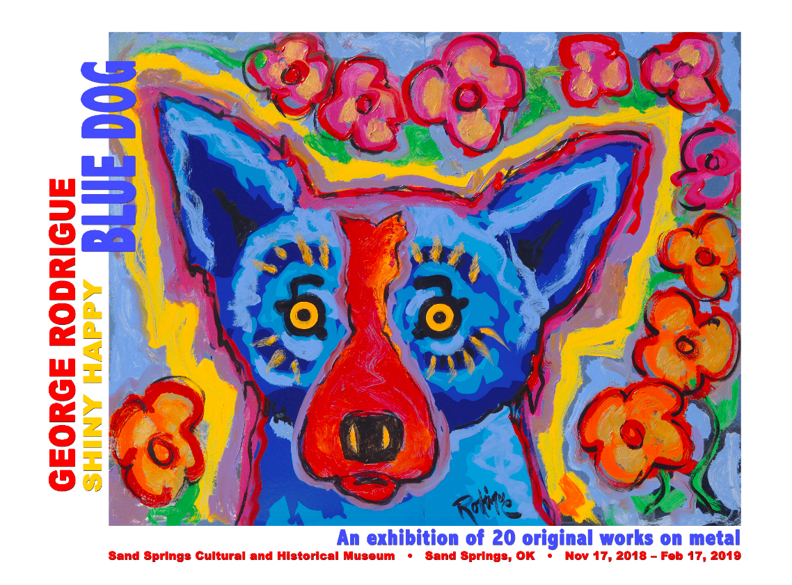 George Rodrigue Exhibitions
