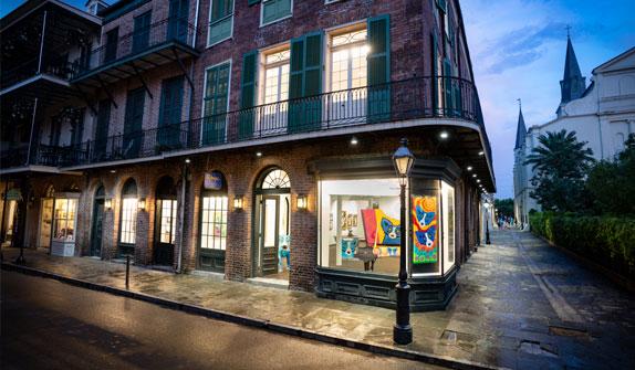 George Rodrigue New Orleans