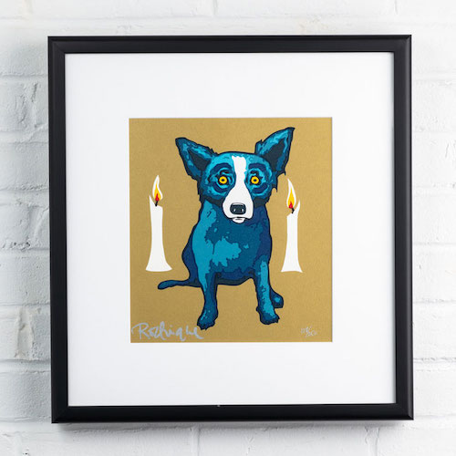 Signed Silkscreens by George Rodrigue